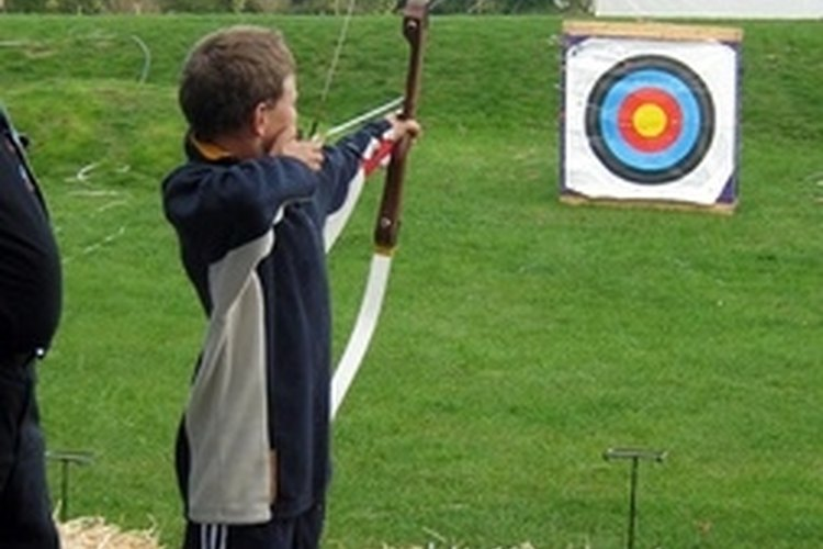 Youth compound bows require regular adjustments to compensate for growth.