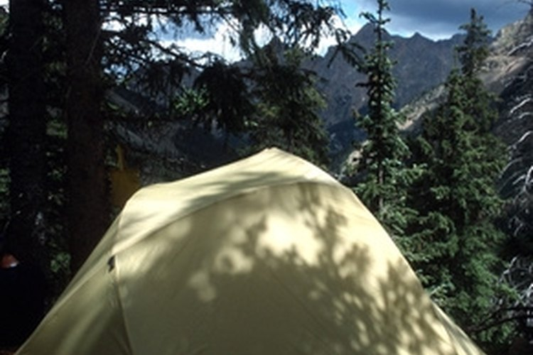 Knowing a couple of fixes for tent poles can save you in a pinch when enjoying the great outdoors.