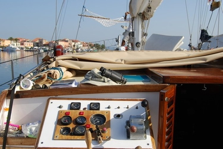 Adding a switch panel to your boat can simplify operation.