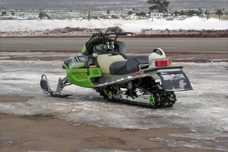 Keeping the nuts on your Skidoo properly torqued will make it safer and last longer.