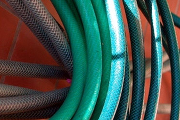 Organize your garden hose with a hose reel