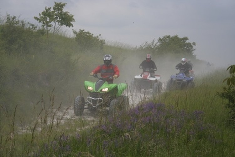 Riding a quad bike is fun and exciting, but riding one effectively requires learning how to operate a manual transmission vehicle.