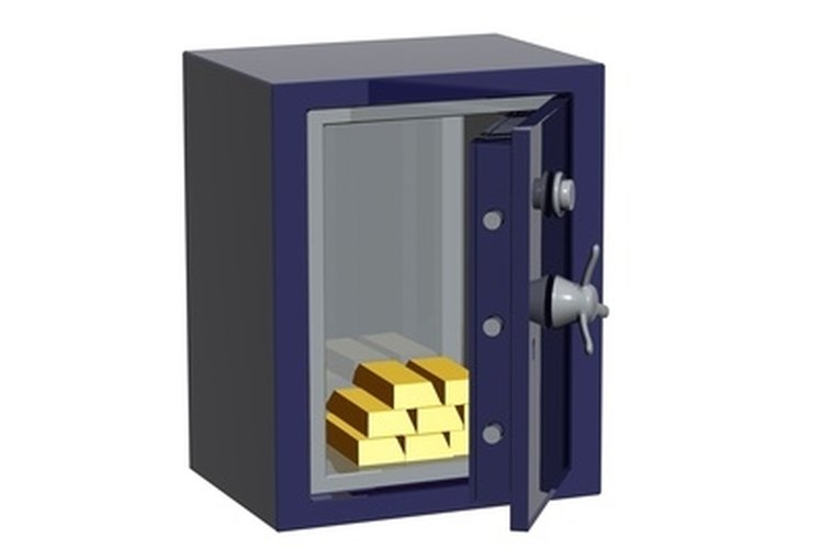 The mechanical lock combinations on gun safes are relatively easy to change.