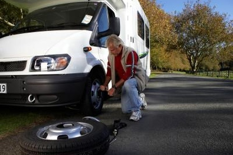 Tires come in many sizes. One size will be perfect for your camper.