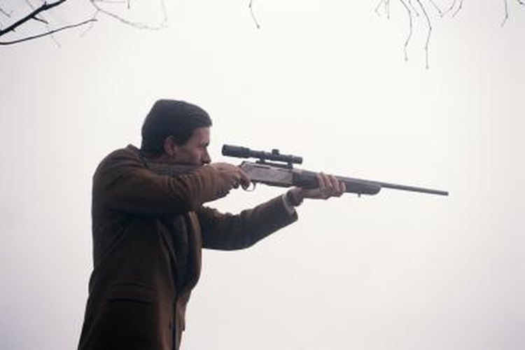 The Remington 760 is a popular hunting rifle