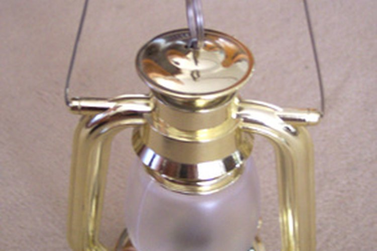Spark ignitors can be installed on liquid fuel lanterns.