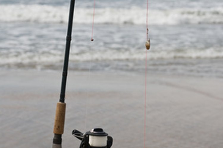 Fishing from a beach can mean sand and saltwater in your reel.