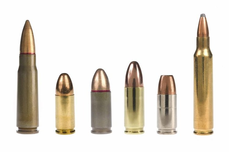 Caliber is not in itself a measurement of a bullet's power.