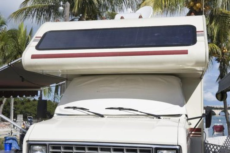 Beachfront RV camping in Florida embraces the three S's: sun, surf and sand.