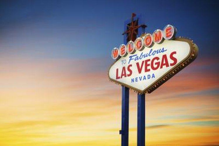Las Vegas visitors can roll up close to the strip in one of the city's cheap RV parks.