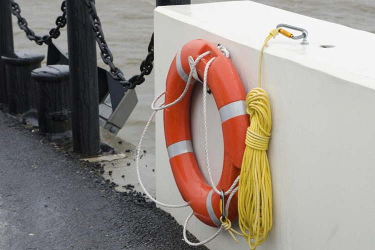 Ring buoys are Type IV PFDs.