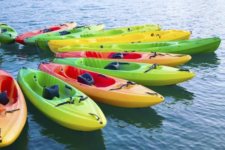 Stand out in your kayak.