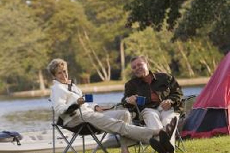 The federal Senior Pass earns seniors discounts on entrance and camping fees at national parks.