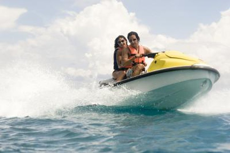 While little special gear is required to ride a personal watercraft, special items can make your ride more comfortable.
