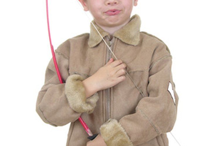 Children can learn archery at some centers.