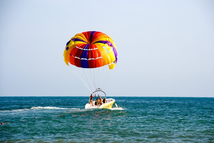Try parasailing at Clearwater Beach.