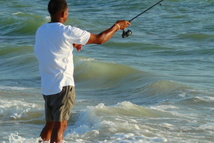 The best surf fishing rods can withstand harsh saltwater conditions.