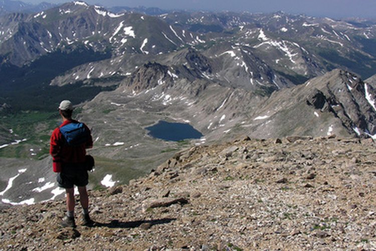 Among the most important pieces of hiking gear are the hiking boots.