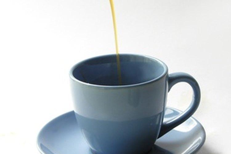 Enjoy a cup of tea.