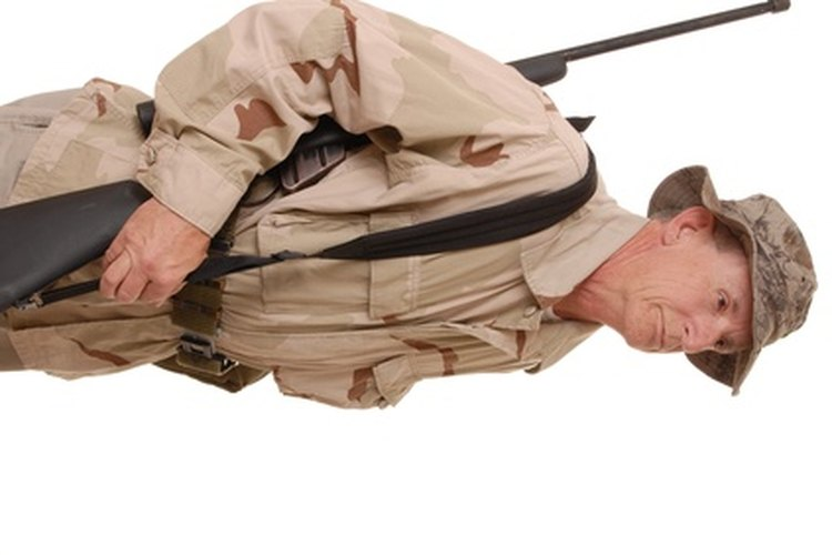 Having a good sling on your rifle or shotgun makes carrying it easy.