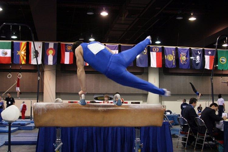 La historia de la gimnasia art stica muy fitness for Gimnasia informacion