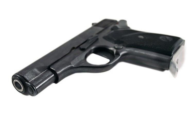 A Colt Model M1911