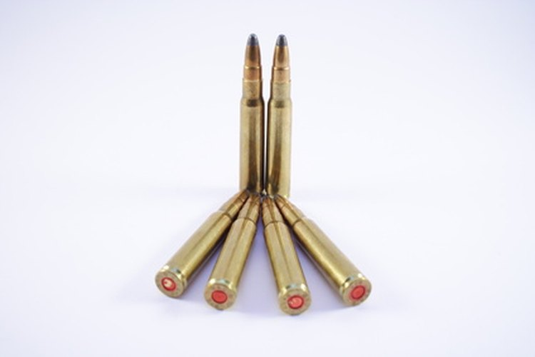 All modern, mass produced bullets are easy to identify from just the casing.