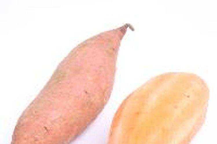 Cuantas calorias tiene una batata grande