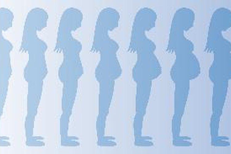 b8c6d9f91 A menudo, las mujeres experimentan algo de sangrado durante el embarazo y  lo confunden con