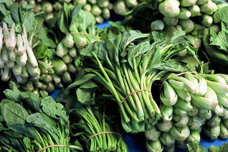 ¿Qué verduras y frutas son ricas en antioxidantes?