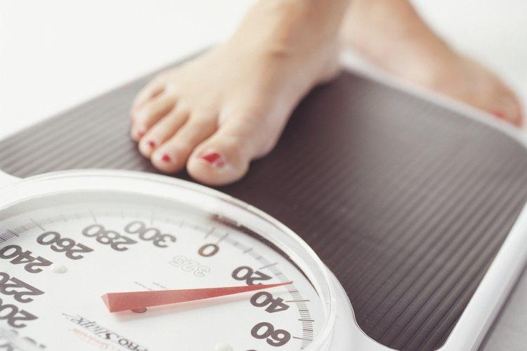 pérdida de porcentaje de grasa corporal