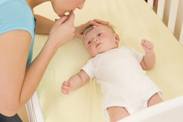 Cuantos grados es fiebre en un bebe