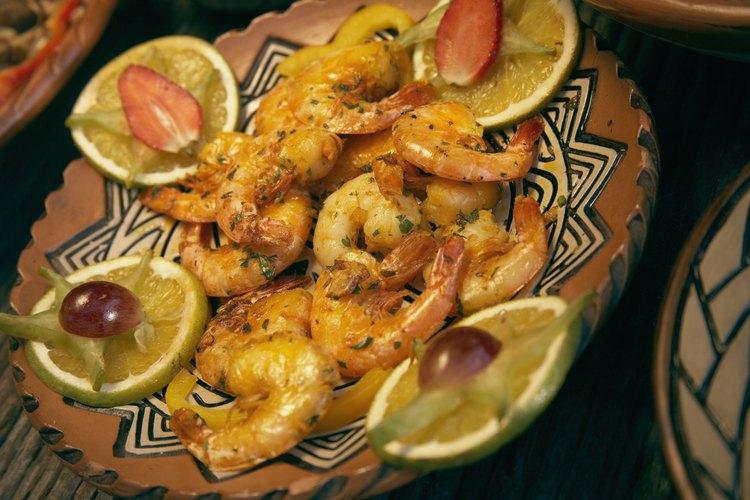 Cocinar Camarones | Como Cocinar Camarones Pelados Y Sin Pelar Muy Fitness