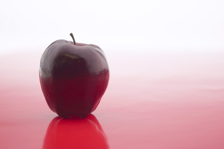 ventajas y desventajas de comer manzana verde