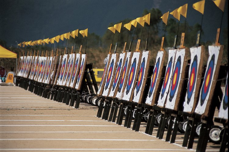 Practice your skills at archery ranges in the St. Louis area.