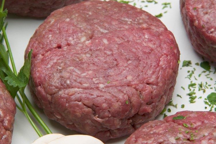 C mo cocinar hamburguesas de cordero muy fitness for Cocinar paletilla de cordero