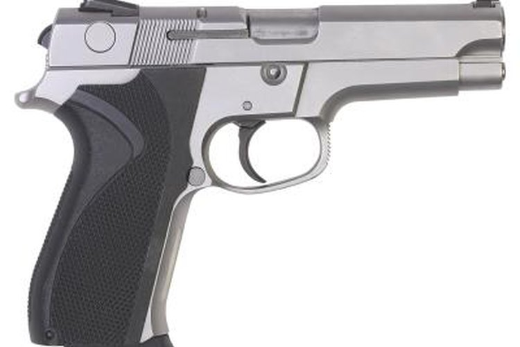 Semi-automatic firearms may utilize single or double-action trigger mechanisms.