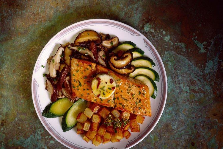 C mo cocinar pescado congelado a la parrilla muy fitness - Cocinar atun congelado ...