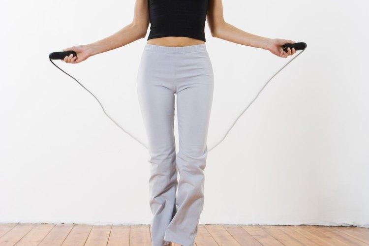 reducir la grasa alrededor de las caderas