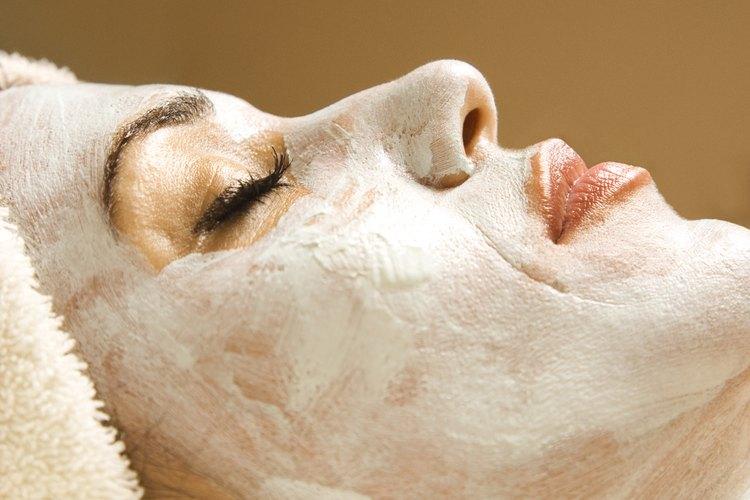 los beneficios del yogurt natural en la piel