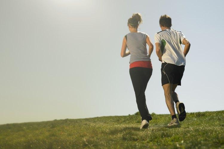 cuanto tienes que correr para quemar grasa