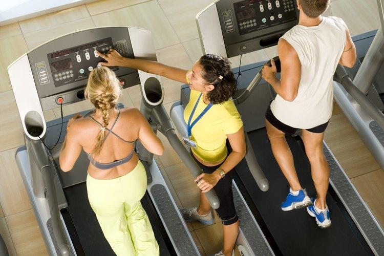 Como bajar de peso corriendo en caminadora