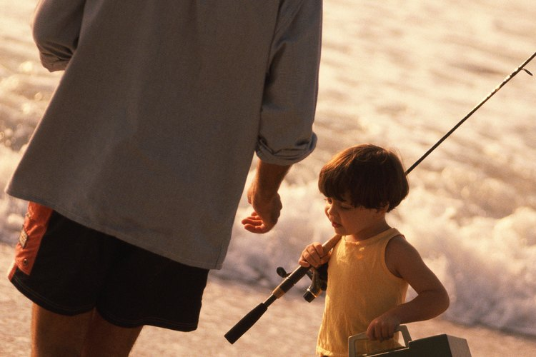 Long Beach is ideal for a family fishing trip.