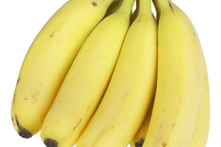 comer una banana antes de beber el batido de protena puede ayudar a prevenir la nusea