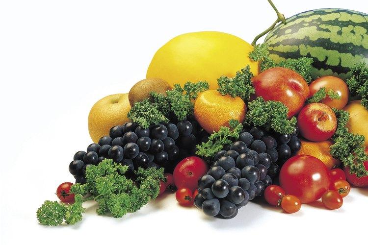 ¿Qué alimentos evitan los radicales libres en tu cuerpo?