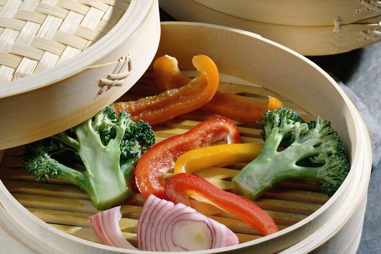 Bajar de peso comiendo vegetales