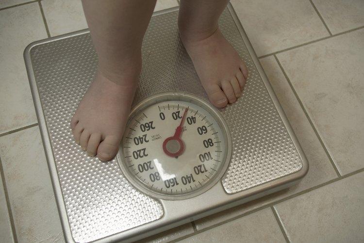peso y altura en libras