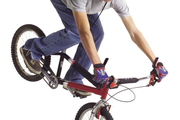 Partes de las bicicletas bmx muy fitness for Guardar bicicletas en el jardin