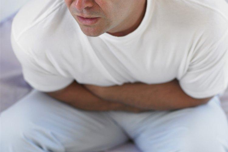 dolor abdominal despues de hacer ejercicio