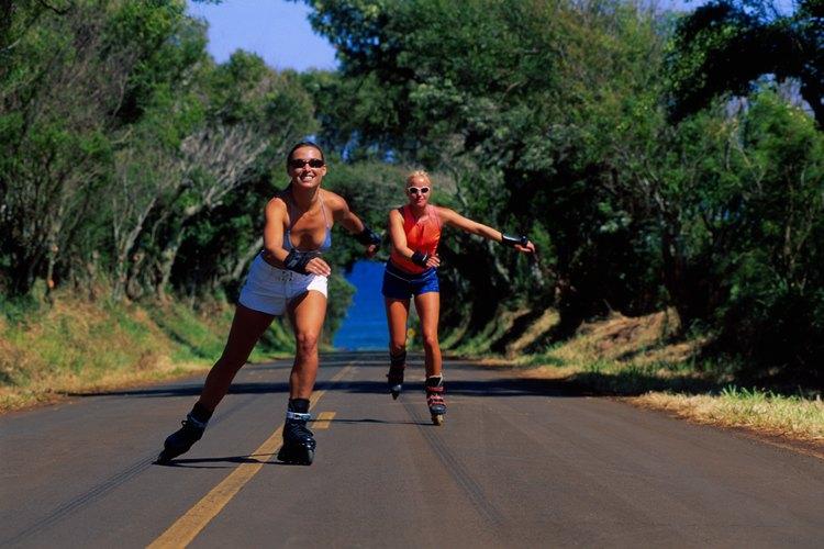Cuanto hay que patinar para adelgazar